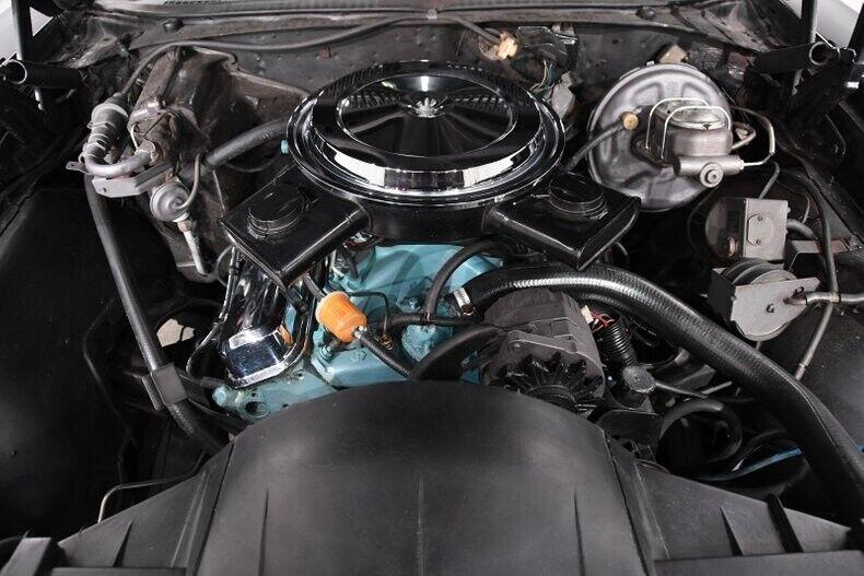 Image 5 Voiture Américaine de collection Pontiac GTO 1971