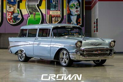 1957 Chevrolet Handyman  1957 Chevrolet Handyman Vintage Classic Collector Performance Muscle