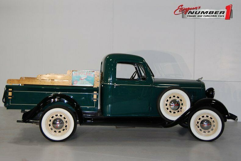 1936 Dodge 1/2-Ton Pickup  1936 Dodge 1/2-Ton Pickup - Ellingson Motorcars