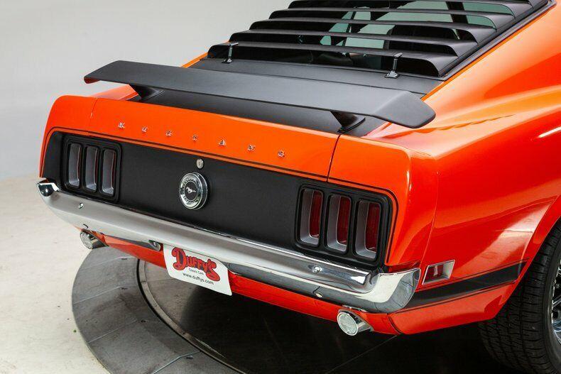 Image 8 Coche Americano de época Ford Mustang 1970