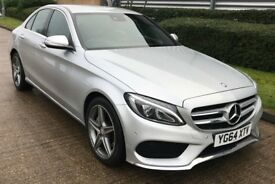 2015 MERCEDES C220 CDI AMG LINE - PX WELCOME