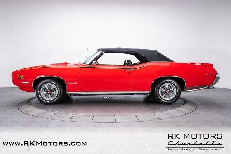Image 17 Voiture Américaine de collection Pontiac GTO 1969