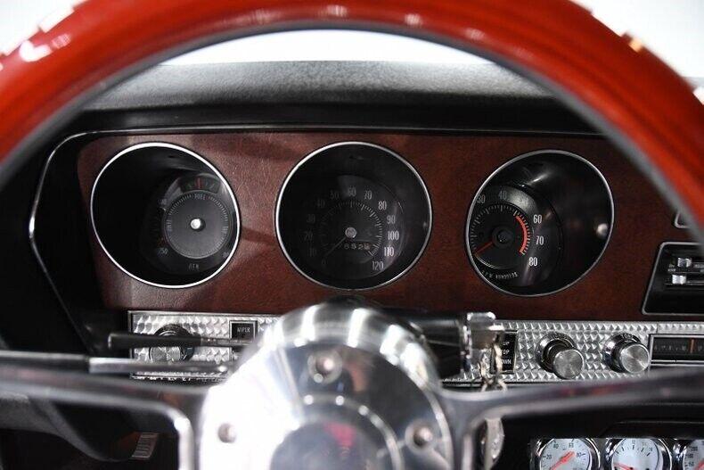 Image 2 Voiture Américaine de collection Pontiac GTO 1971