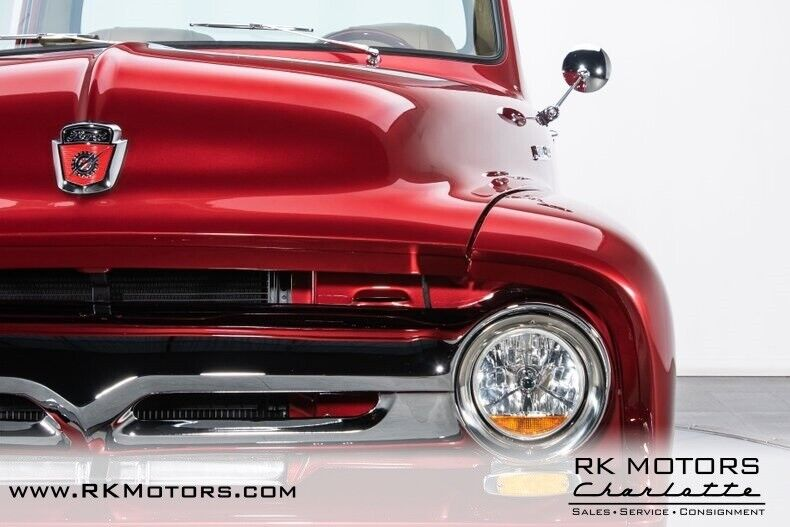 Image 16 Voiture American classic Ford F-100 1953