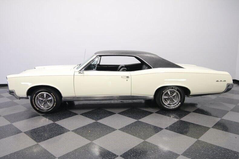 Image 3 Voiture Américaine de collection Pontiac GTO 1967