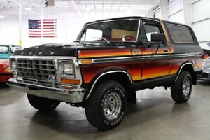 1979 ford bronco parts