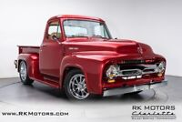 Miniature 21 Voiture American classic Ford F-100 1953