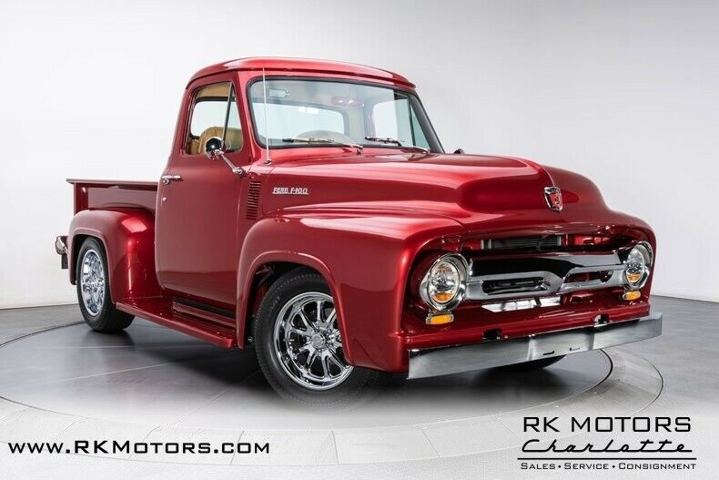 Image 21 Voiture American classic Ford F-100 1953