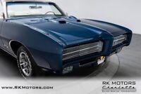 Miniature 22 Voiture Américaine de collection Pontiac GTO 1969