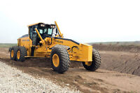 Finishing Grader and/or Finishing Dozer Operator