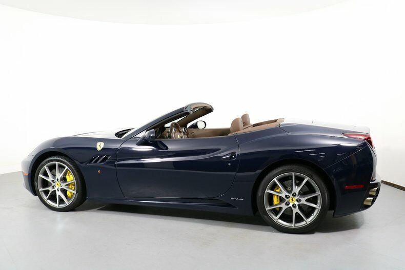 Image 12 Voiture American used Ferrari California 2011