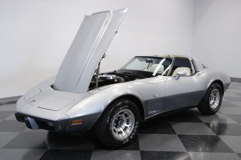 1978 Chevrolet Corvette 25th Anniversary   eBay
