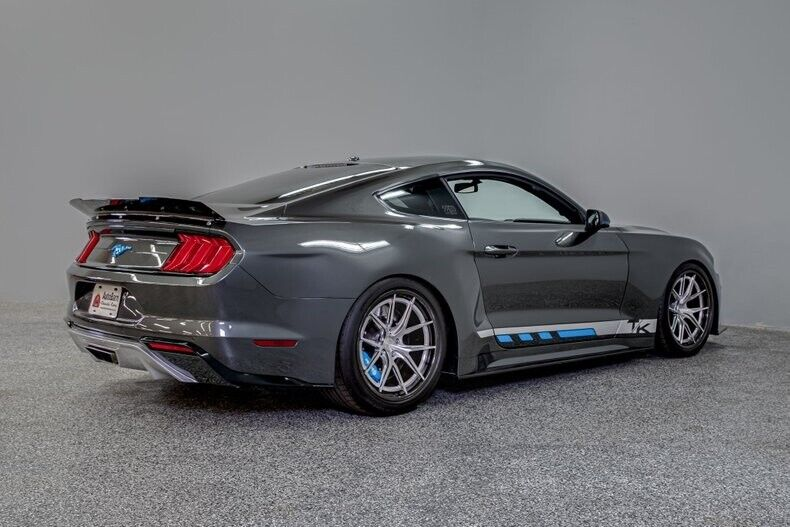 Image 7 Voiture American used Ford Mustang 2018