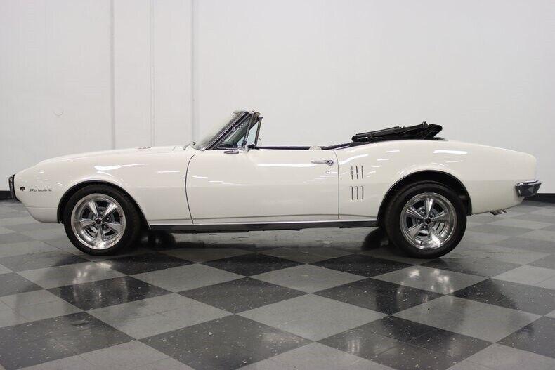 Image 8 Voiture American classic Pontiac Firebird 1967