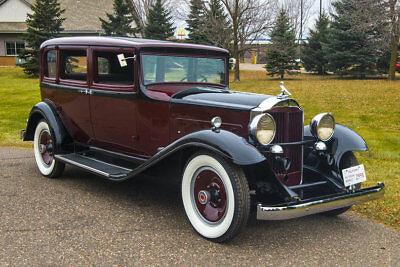 Packard 902 -- 1932 Packard  9024 Door Sedan 5 Passenger