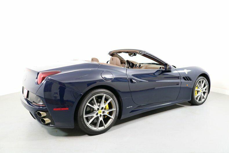 Image 2 Voiture American used Ferrari California 2011