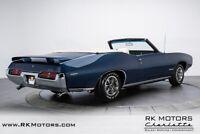 Miniature 2 Voiture Américaine de collection Pontiac GTO 1969