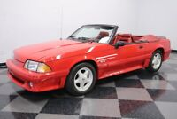 Miniature 7 Voiture Américaine d'occasion Ford Mustang 1991