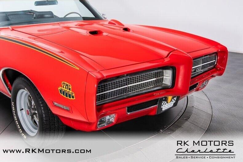 Image 22 Voiture Américaine de collection Pontiac GTO 1969