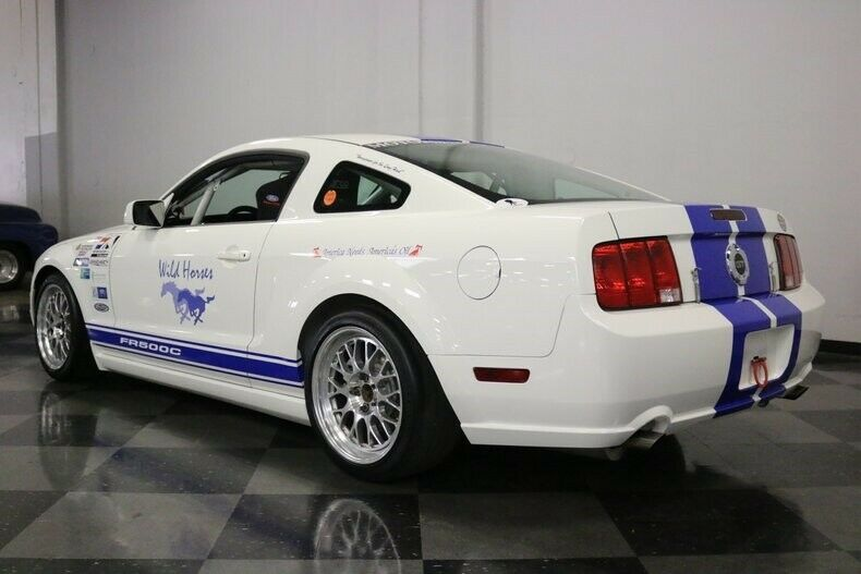Image 10 Voiture American used Ford Mustang 2008
