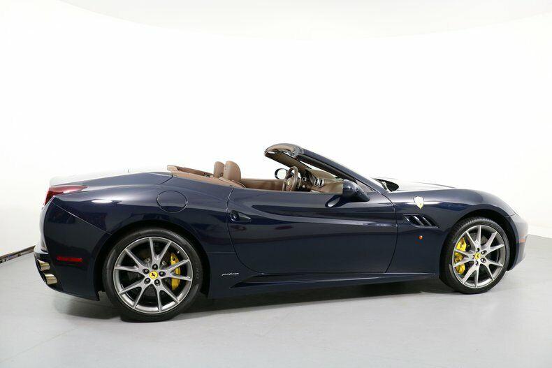 Image 23 Voiture American used Ferrari California 2011