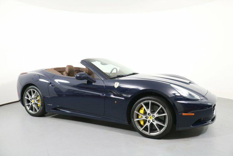 Image 1 Voiture American used Ferrari California 2011