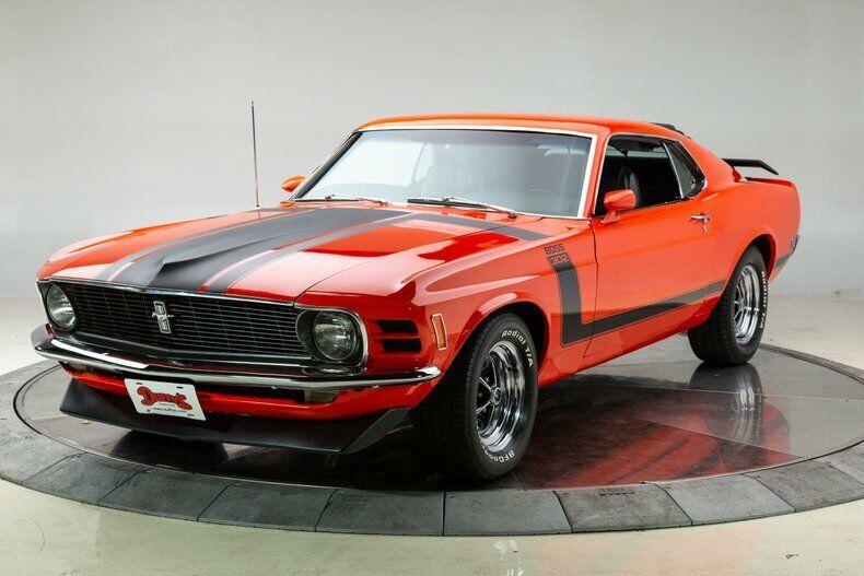 Image 1 Coche Americano de época Ford Mustang 1970
