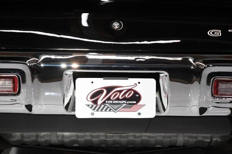Image 7 Voiture Américaine de collection Pontiac GTO 1971