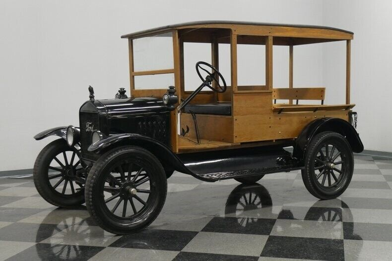 Image 7 Voiture American classic Ford Model T 1923