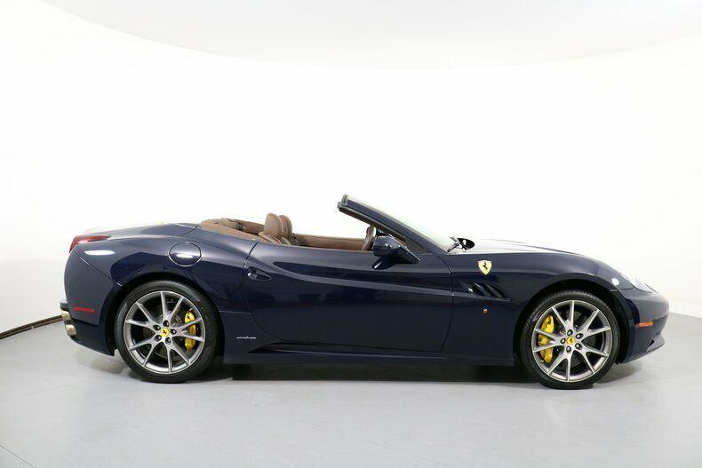 Image 3 Voiture American used Ferrari California 2011
