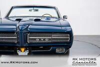 Miniature 24 Voiture Américaine de collection Pontiac GTO 1969