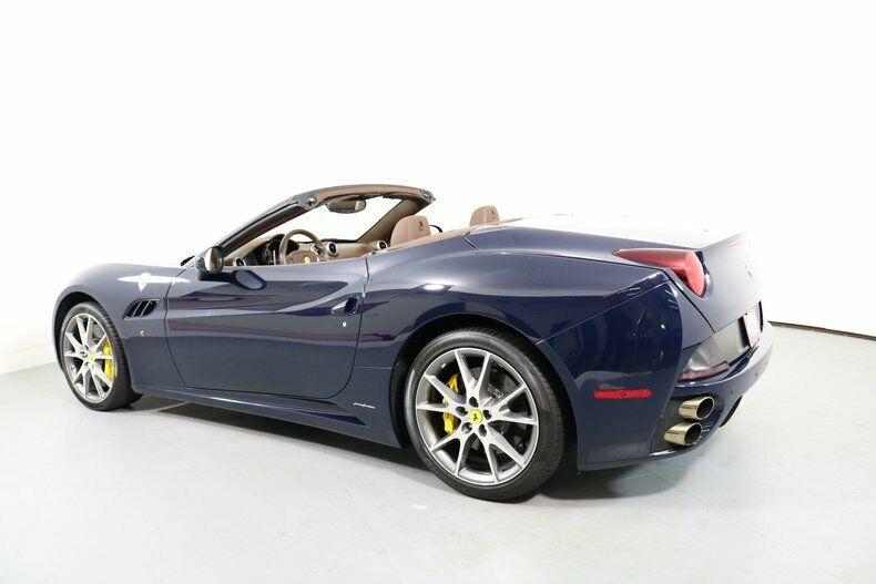 Image 8 Voiture American used Ferrari California 2011