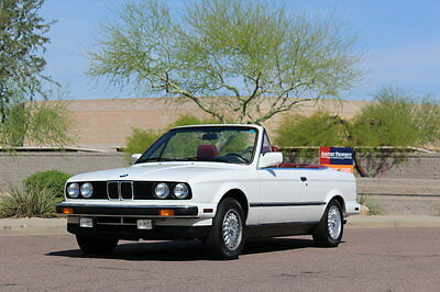 Image 4 of 1987 BMW 325i Base Convertible…