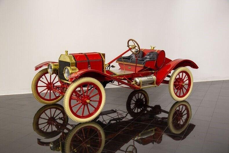 1911 Ford Model T Speedster 1911 Ford Model T  Speedster Planetary 177ci
