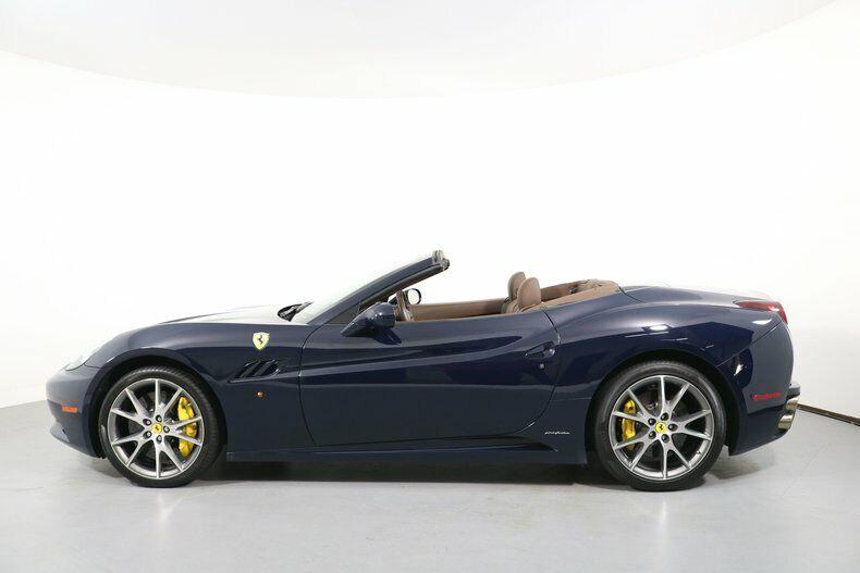 Image 9 Voiture American used Ferrari California 2011