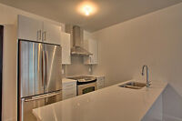 1bed Griffintown, great finishes, high ceilings, priv. terrace!
