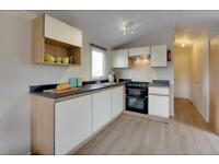 New 3 bed static, ideal first time buy, DG CH, sleeps 8. Great 12month park