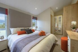 New Willerby Portland Holiday Lodge for Sale at Silverdyke Park, stunning sea views