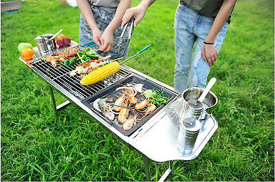 Best Selling Barbecue Grill Charcoal BBQ Grill (USA Seller) FreeN Fast