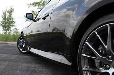 Infinity Side Skirts - New OEM Infiniti G37 Coupe IPL Side Skirts Factory Painted 2008-2013