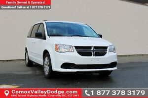 2017 Dodge Grand Caravan CVP/SXT LOW KMS, BLUETOOTH, KEYLESS...