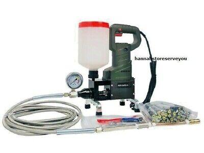 Grouting Steel Machine Epoxy Injection Air Pump Polyurethane Foam 1300w 110220v