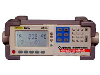 At4310 10 Channels Thermocouple Temperature Meter Tester With High Low Beep