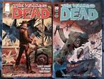 Image Comics - The Walking Dead #1 and #100 Full Color Signe