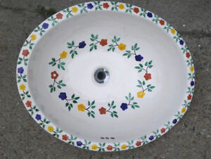 Made in Mexico sink