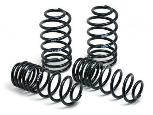 H&R Sport Front And Rear Lowering Coil Springs For 1996-2002 BMW Z3 #29754