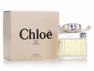 CHLOE SIGNATURE 75ML EAU DE PARFUM SPRAY BRAND NEW & SEALED