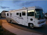 2003 Tiffin 37DB Class A motorhome -  2nd owner - non rental