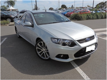 Ford FG Falcon XR6 Series 2 2012 Ute Margate Redcliffe Area Preview