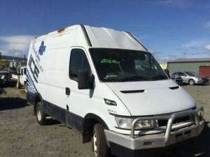 2005 , Iveco Daily Van 3.0L Wrecking Now #Stock No 08IDV519 East Albury Albury Area Preview